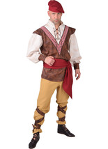 Deluxe Medieval / Tudor / Middle Ages -  Gent / Peasant  - S - XXL - $71.38+