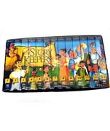 The Story Keepers VHS Box Set 13 Videos Christian Bible Animated Movies - $49.49
