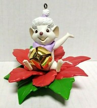 Disney The Rescuers Bianca President's Edition Christmas Ornament - $30.00