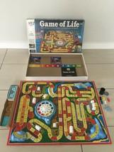 Vintage Game Of Life Board Game Milton Bradley 1978 Retro Rare Collectible - $37.53