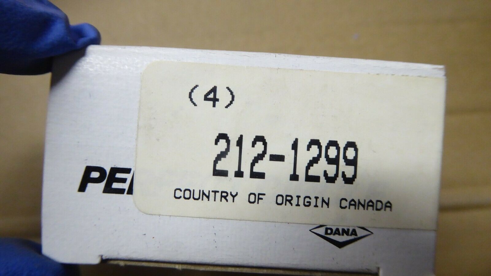 Perfect Circle Engine Springs 212-1299 New