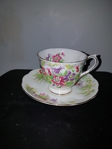 Royal Albert cup and saucer Colunbrine - $42.99