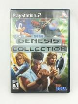 Sega Genesis Collection (Sony PlayStation 2, 2006) - $12.86