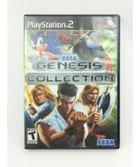 Sega Genesis Collection (Sony PlayStation 2, 2006) - $10.93
