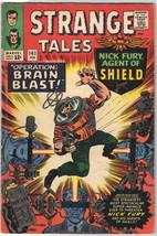 Strange Tales Comic Book #141 Marvel Comics 1966 FINE - $18.30