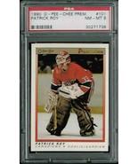 PSA 8 1990 Opeechee OPC Premier NHL Hockey Patrick Roy #101 Montreal Can... - $39.60