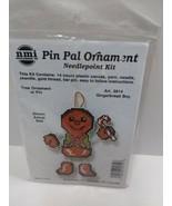 MMI Pin Pen Pal Ornament Gingerbread Boy 5614 - $11.75