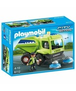New PLAYMOBIL Set No. 6112 City Action Street Cleaner Vehicle - $87.07