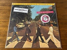 THE BEATLES ~ ABBEY ROAD ~ ORIGINAL MASTER RECORDING ~ STILL SEALED IN B... - $494.01