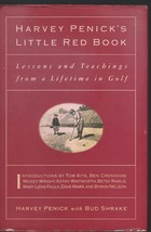 Harvey Penick's Little Red Book: Lessons And Teachings From A Lifetime I... - $4.99