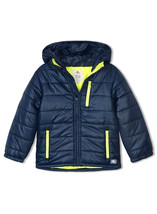 Cherry Crumble Lightweight PUFFER Jacket For Girl - $54.66
