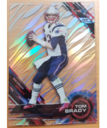 Tom Brady 2015 Topps High Tek Grass #1 Base Card New England Patriots MVP - $6.00