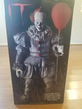 Neca It Pennywise 18 inch 1/4 Scale Action Figure statue doll movie prop replica - $168.00