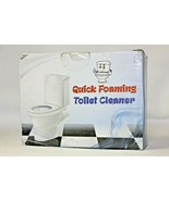 3 Pack! Quick Foaming Toilet Cleaner  - $29.69