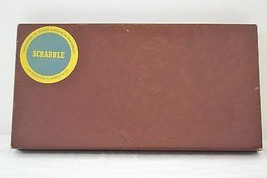 Scrabble Selchow & Righter  Co. NY 1953 - $19.99