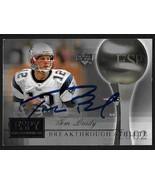Tom Brady Autograph Signed 2005 Upper Deck Card #2 Patriots  - $79.99