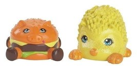 Polly Pocket Cutant Hedge Fry And Pigwich Figure - $10.95