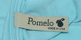 Pomelo Sky Blue Tunic Top Sleeveless Summer Top Girls Size Large image 4