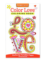 Color Love Coloring Book - $4.99