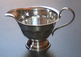 Vintage EPNS A1 Silver Plated Gravy Boat Sauce Dish Sheffield  image 2