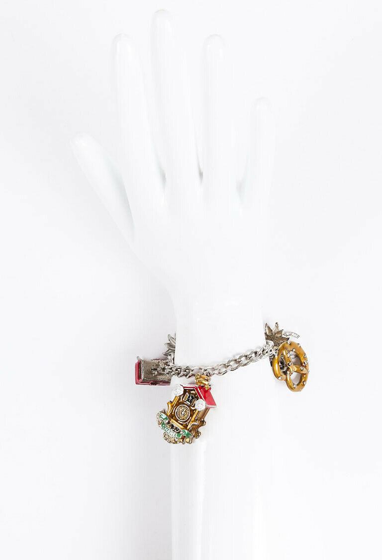 Chanel Paris-Salzburg Charm Bracelet