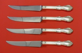 Southern Colonial by International Sterling Silver Steak Knife Set 4pc Custom - $247.10