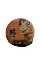Annabelle's wish promotional pin button - $4.75