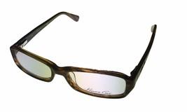 Kenneth Cole New York Mens Ophthalmic Frame Tortoise Plastic Rectangle K... - $35.99