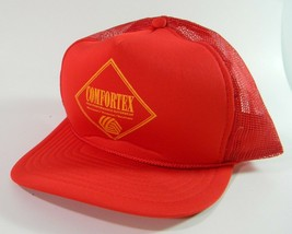 Comfortex Outer Wear Hunting Cap Hat Mesh Strapback Red - $14.80