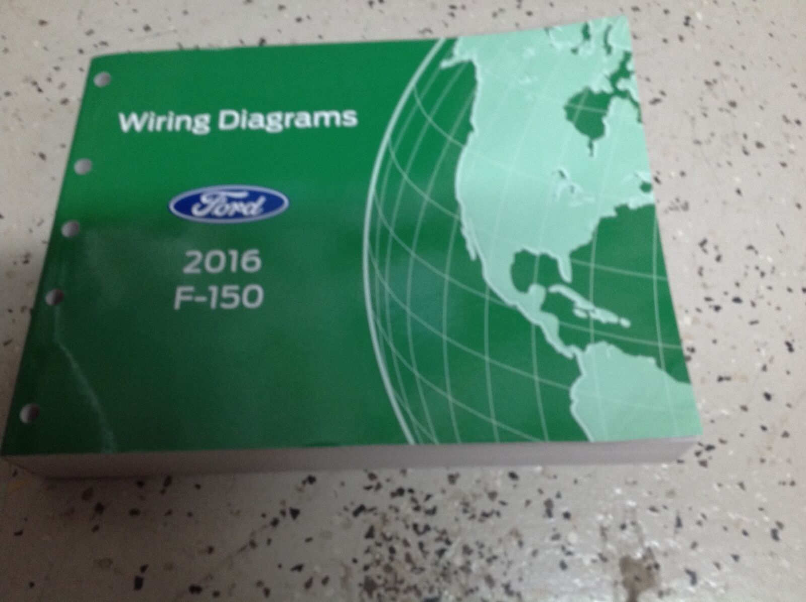 2016 ford f-150 f150 truck wiring diagrams and 50 similar items  57