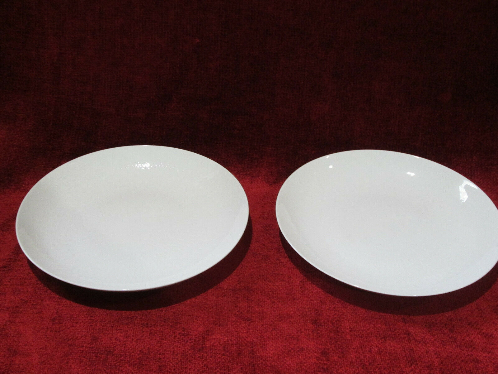 "Primary image for Rosenthal Romance set of 2 soup bowls 8 5/8"" x 1 1/4"" tall"