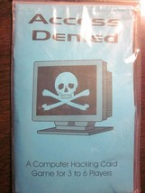 Interformic Games: #540 Access Denied Computer Hacking Card Game (2002) New - $9.79