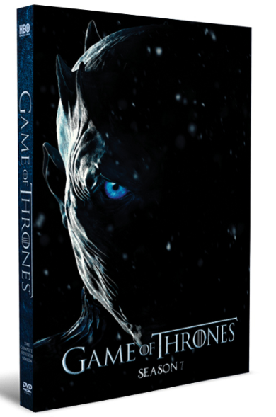 New Game of Thrones Complete Season 7 DVD Box Set 3 Disc Free Shipping