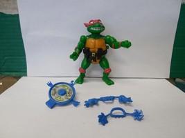 Playmates Toys Teenage Mutant Ninja turtles Breakfightin' Raphael complete - $14.99