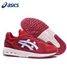 Men's ASICS RED GEL GT Lifestyle Sneakers Sports PRO Running Shoes Size ... - $137.00