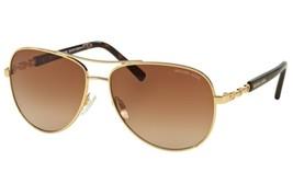 Michael Kors MK5014 SABINA III Sunglasses 102413 / Brown Gradient  - $77.42