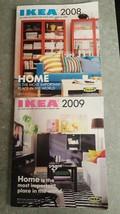 IKEA 2008 & 2009 Color Catalogs  - $8.89