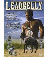 Leadbelly - Life of Blues & Folk Singer Huddie Leadbetter movie DVD Roge... - $19.99