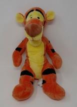 "Disney Store Winnie the Pooh MC Tigger Global 18"" Soft Plush Stuffed Toy - $17.75"