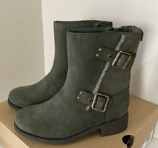 New UGG Niels III Boot Women Fashion boots Size 7 Green Suede - $167.31