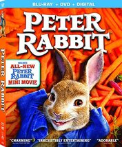 Peter Rabbit [Blu-ray+DVD, 2018]