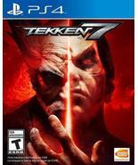 Tekken 7 PS4 - PlayStation 4 Standard Edition [video game] - $29.39