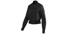 Puma Women's Active Iridescent Black Bomber Jacket - Size S image 1