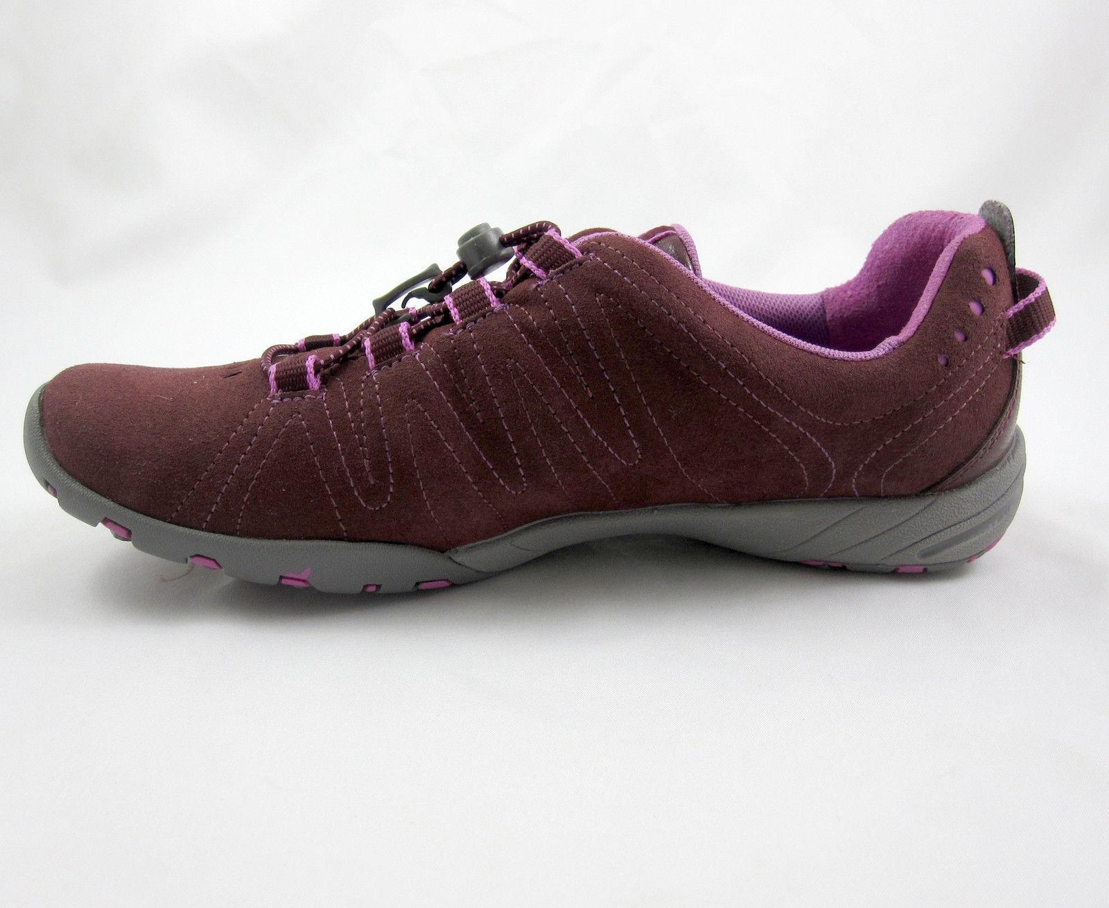 Clarks Privo Sprint Xenon Sz 6 Pink Berry Walking Shoes Vegan Synthetic Comfort