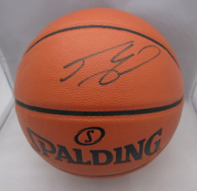 SHAQUILLE O'NEAL / NBA HALL OF FAME / AUTOGRAPHED FULL SIZE NBA BASKETBALL / COA image 1