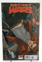 Secret Wars #6 Babs Tarr Starlord Manga Variant Cover Marvel Comics Book... - $5.94