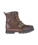 Polo Ralph Lauren Andres III Men's Boots Briarwood 812518265-004 - $150.00