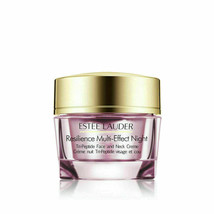 Estee Lauder Resilience Multi Effect Night Face & Neck Cream 5ml x 4 = 2... - $28.99