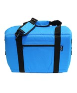 NorChill 48 Can Soft Sided Hot/Cold Cooler Bag - Blue - $81.09
