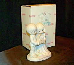 Precious Moments To Have and To Hold 163791 AA-191980 Collectible image 4
